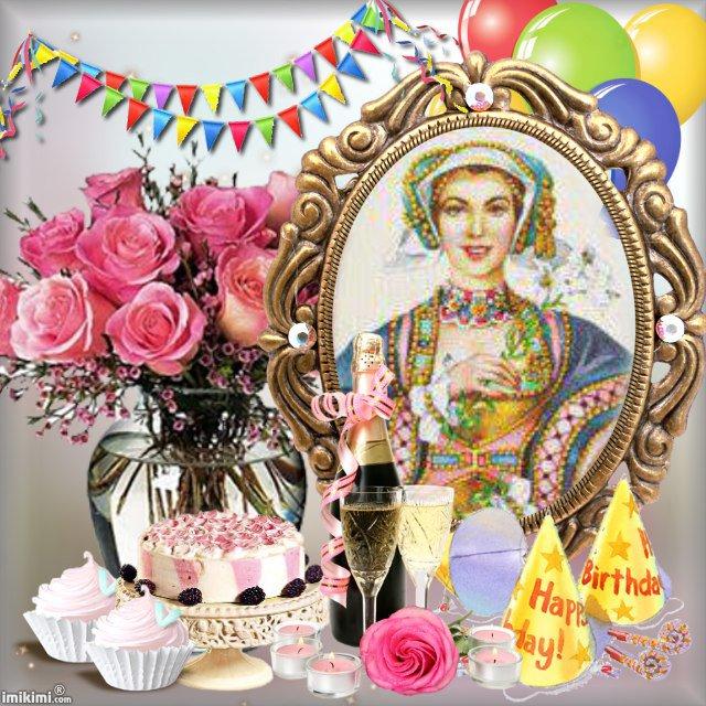 Joyeux Anniversaire à mon amie Abigaelle .. je te souhaite le meilleur pour ce jour exceptionnel, un an de plus ça se fête .. Bisous du (l) Josie