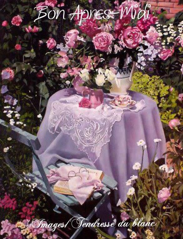 bonjour mes amis(es) .. je vous souhaite un excellent appétit, et un bel après midi de mardi .. ici toujours un beau soleil et du vent .. bisous Josie