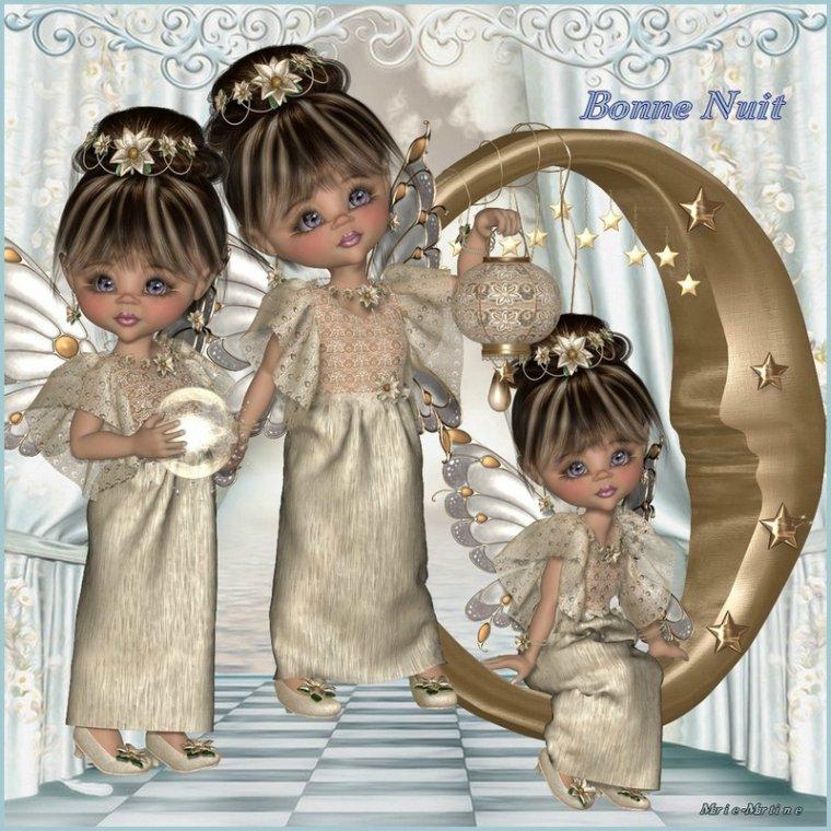 bonsoir à tous mes amis(es) .. je vous souhaite une agréable soirée, et une nuit étoilée de jolis rêves .. bisous Josie