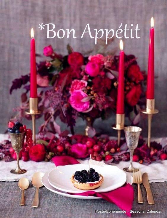 bonjour mes amis(es) .. je vous souhaite un excellent appétit, et un bel après midi de mercredi .. ici beau soleil d'automne .. bisous Josie