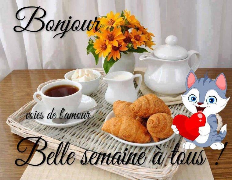 bonjour mes amis(es) .. je vous souhaite un excellent appétit, et un bel après midi de lundi .. ici soleil et vent .. bisous Josie