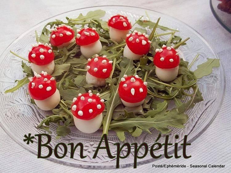 bonjour mes amis(es) .. je vous souhaite un excellent appétit, et un bel après midi de mardi .. ici magnifique temps ensoleillé .. bisous Josie