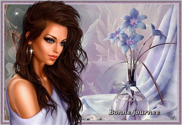 bonjour à tous mes amis(es) ... je vous souhaite une bonne journée de jeudi ... bisous Josie