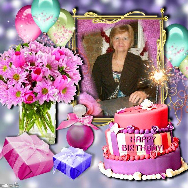 Joyeux Anniversaire Loulou ...  un an de plus ça se fête, profite bien de ce jour exceptionnel ..... Bisous du (l) Josie