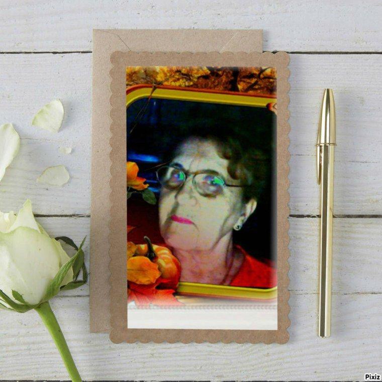 Cadeaux reçus de mes amies _ Blanche   _ Josy _ Loulou _ .. Merci bisous Josie