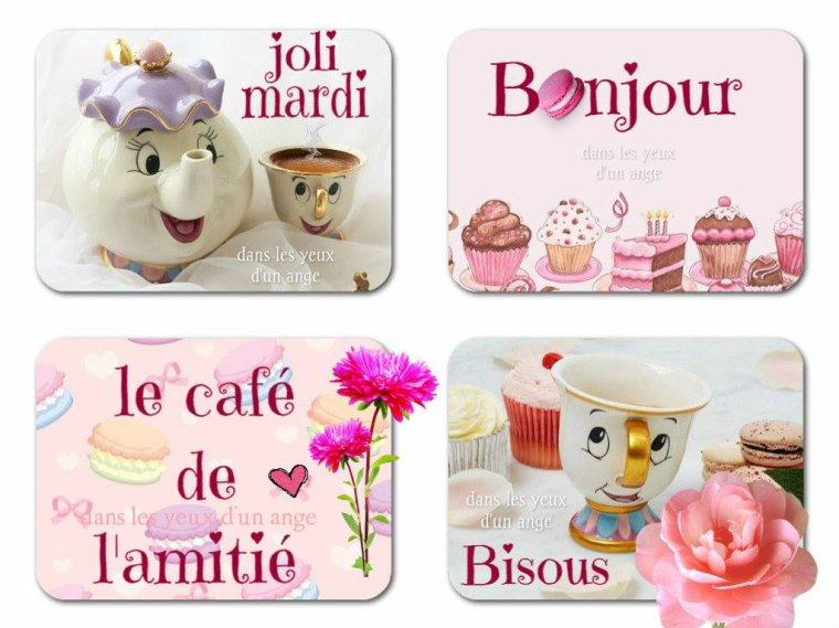 bonjour mes amis(es) .. je vous souhaite un excellent appétit, et un bel après midi de mardi .. ici temps pluvieux  .. bisous Josie