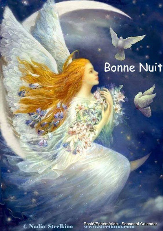 Bonsoir mes amis(es), je viens vous souhaiter une très bonne soirée, une douce et tendre nuit ... bisous Josie