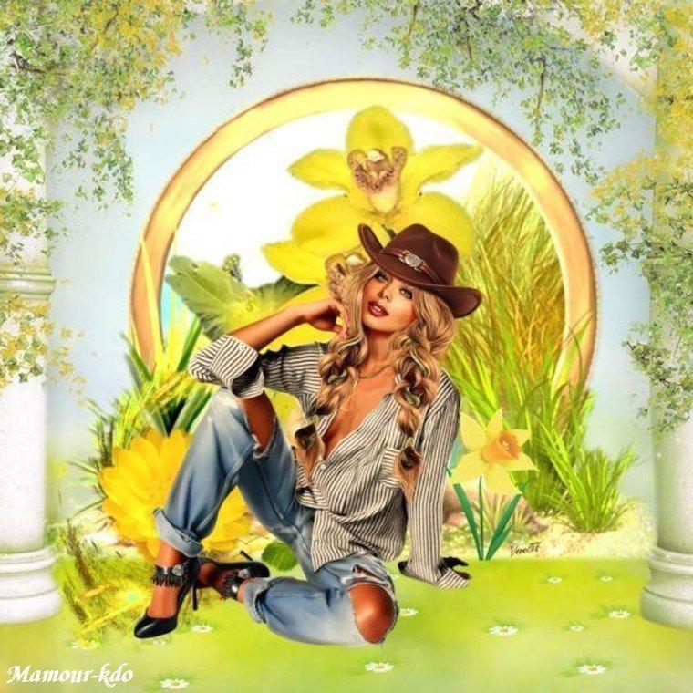 bonjour à tous mes amis(es) ... je vous souhaite une très bonne journée de dimanche ... bisous Josie
