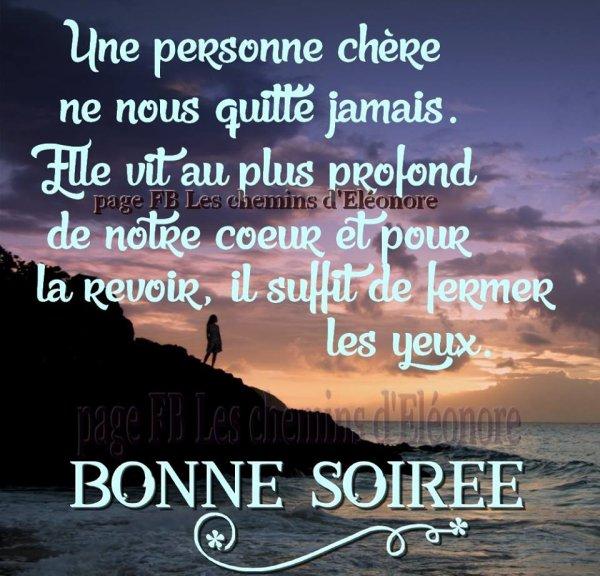bonne soirée à vous mes amis(es) et une belle nuit peuplée de jolis rêves ... Bisous Josie
