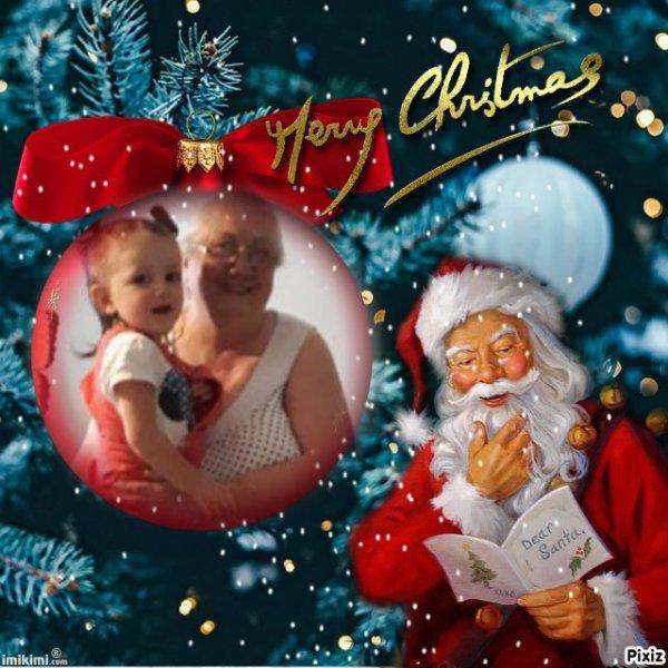 Dany, avec ce petit cadeau je te souhaite un Joyeux Noêl en famille *** Mille bisous du (l) Josie