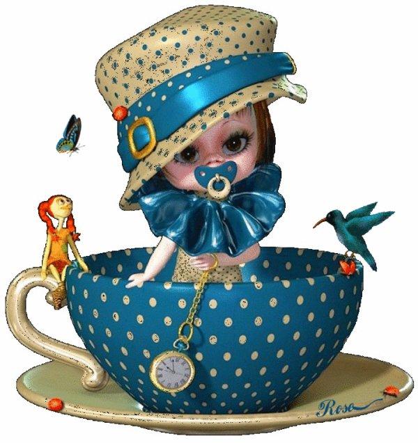 Bonjour à tous mes amis(e)s .. je vous souhaite une belle journée de jeudi, ici toujours du beau temps... Gros bisous Josie