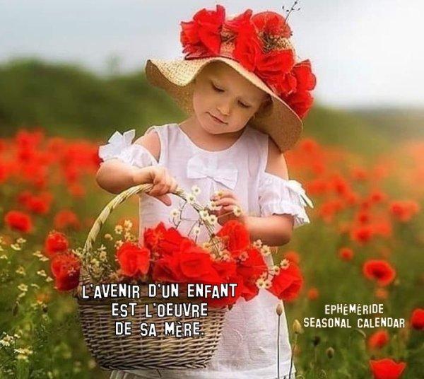 Bonjour mes amis(es) bon dimanche à tous, et bonne fête des Mères ici avec un temps pluvieux ... Gros bisous Josie