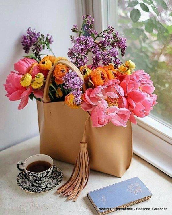Bonjour mes amis(es) bon samedi à tous et excellent week-end,  ici avec un beau soleil & grosse chaleur  ... Gros bisous Josie