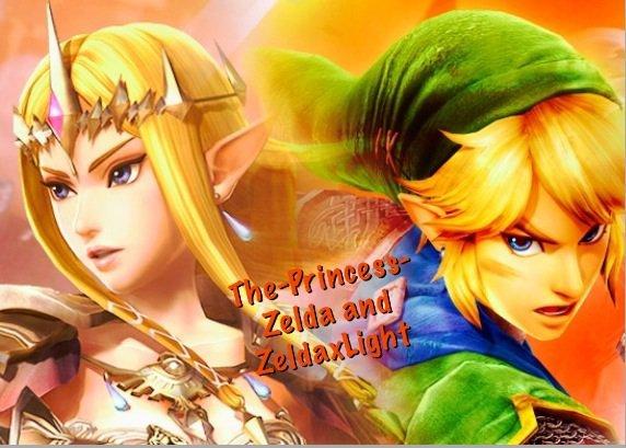 Image d'une fiction avec ZeldaxLight une amie génial ;)