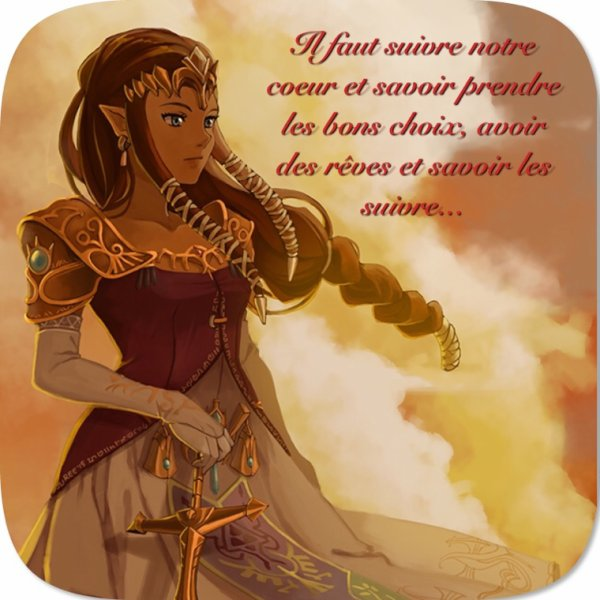 La Princesse Zelda de Twilight Princess