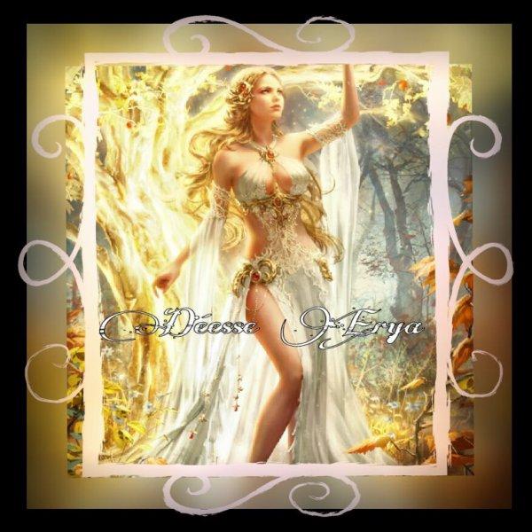 La Princesse Déesse Erya (Communaute Brave-Community)