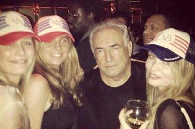 Dominique Strauss-Kahn en boîte au Matignon