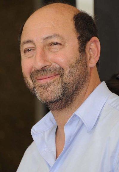 Cinéma - Portrait de Kad Merad, Richard Bullit dans le film << Mais qui a retué Pamela Rose ? >>