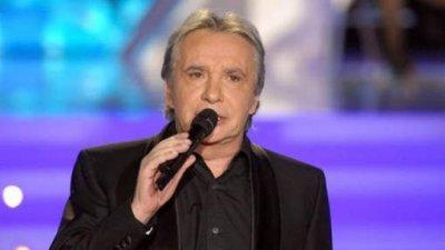 """Michel Sardou """"pas choqué"""" par l'impôt à 75%"""