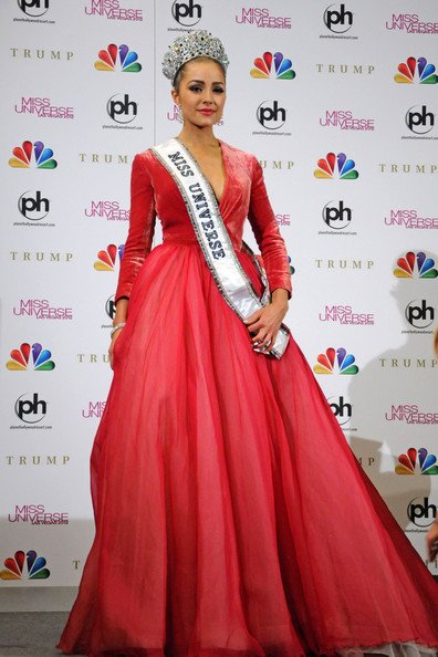 Olivia Culpo, Miss USA devient Miss Univers 2012