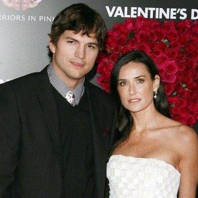 Le divorce de Demi Moore et Ashton Kutcher enfin acté