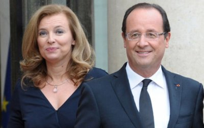 François Hollande passe Noël à Angers avec Valérie Trierweiler