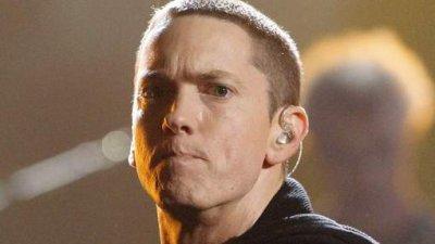 Eminem en concert au Stade de France le 22 août
