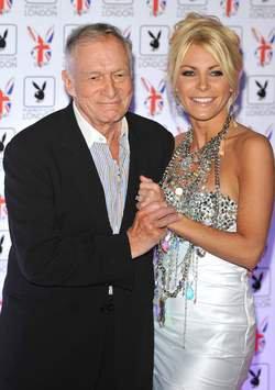 A 86 ans, le fondateur de Playboy se remarie