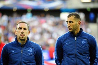 Affaire Zahia: Franck Ribéry et Karim Benzema en correctionnelle fin juinra