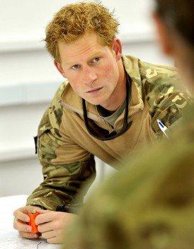 Le prince Harry dit avoir tué des talibans en Afghanistan