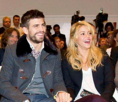 Shakira et Piqué parents d'un petit Milan