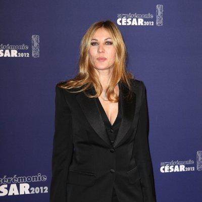 Cinéma - Portrait de Mathilde Seigner, l'une des actrices du film << Max >>