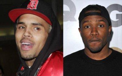 Violente dispute entre Chris Brown et Frank Ocean