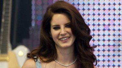 Lana Del Rey est de retour en studio