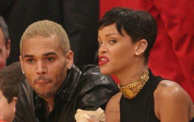 Rihanna évoque avec sa relation Chris Brown