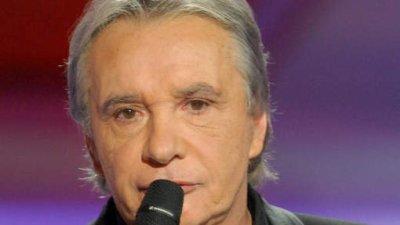 Michel Sardou annule un concert après avoir perdu sa voix