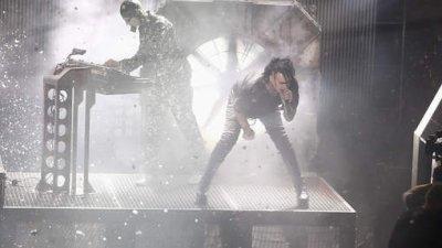 Marilyn Manson s'effondre sur scène