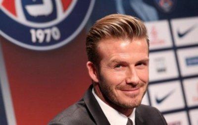 David Beckham touchera un salaire mensuel de 31 000 euros