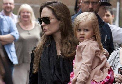 Vivienne Jolie-Pitt, 4 ans, payée 3000 dollars pour son premier rôle