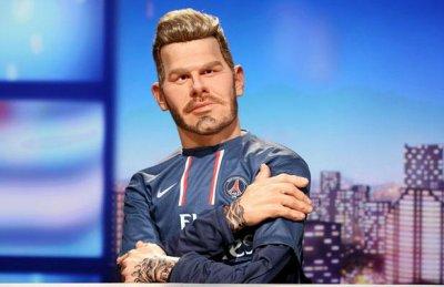 David Beckham a enfin sa marionnette aux Guignols