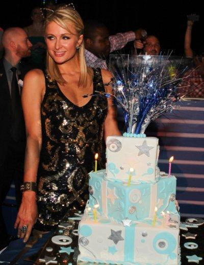 Paris Hilton à l'hôpital le jour de son anniversaire