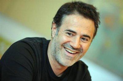 Cinéma - Portrait de José Garcia, Muzafar dans le film << Vive la France >>