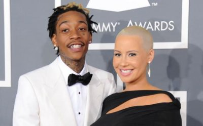 Amber Rose et Wiz Khalifa parents d'un petit Sebastian