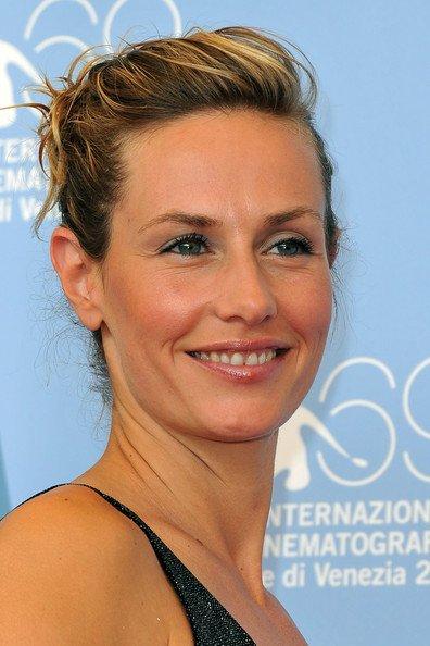 Cinéma - Portrait de Cécile de France, l'une des actrices du film << Möbius >>