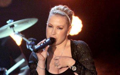 La chanteuse Anastacia à nouveau atteinte d'un cancer
