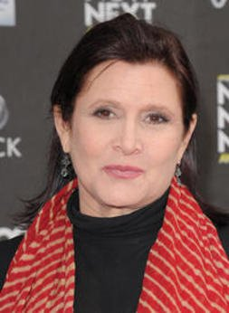 Carrie Fisher hospitalisée pour troubles bipolaires !