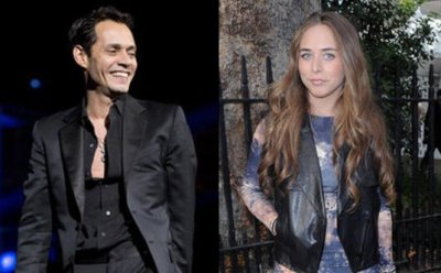 Le nouvel amour de Marc Anthony a 21 ans