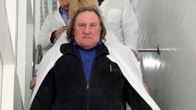 Gérard Depardieu n'a pas acheté de maison à Néchin