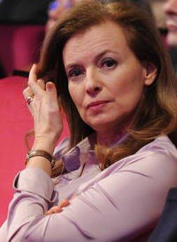 Valérie Trierweiler accusée de détournements de fonds publics
