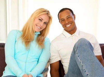 Tiger Woods et Lindsey Vonn officialisent leur liaison